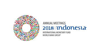 Bangga ! Indonesia Jadi Tuan Rumah Acara Annual Meeting IMF World Bank 2018
